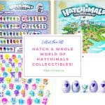 Hatch a Whole World of Hatchimals CollEGGtibles!