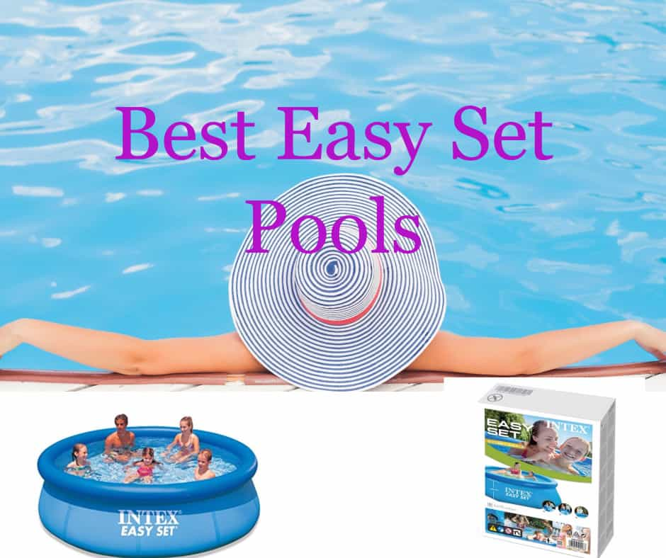 Best easy set pools -LOVE how easy they are to set up and the hours of fun they bring