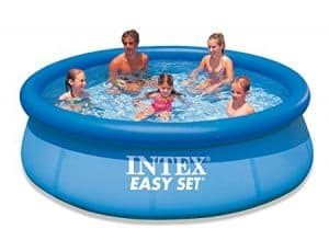 LOVE my easy set pool - it is THE Best Easy Set Swimming Pool EVER!
