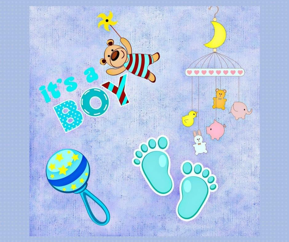 Its a boy baby shower ideas