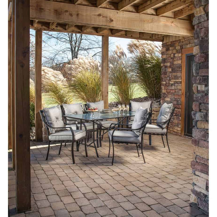 Tips for setting up an outdoor kitchen february 2018 for Outdoor kitchen and dining