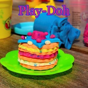 play doh for christmas