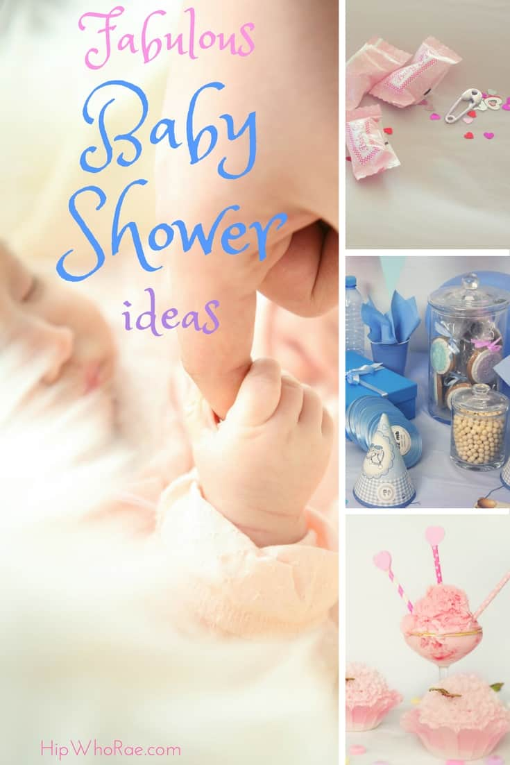 Having a Baby Shower? Here are some Fabulous ideas for the best baby shower you will have.
