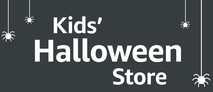 shop kids Halloween at amazon