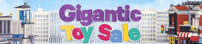 Huge Toy Sale