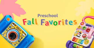 Preschool Fall Favorites at Amazon