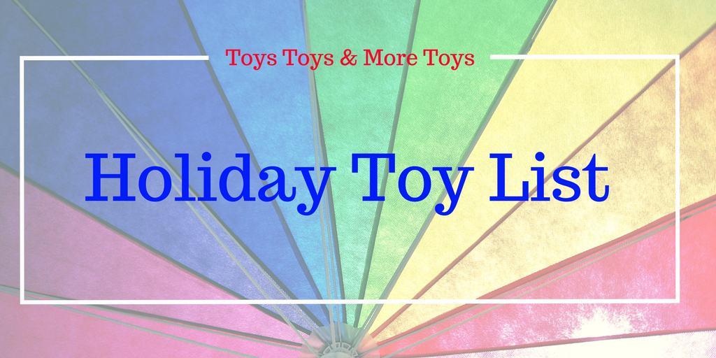 Hottest Christmas Toys list