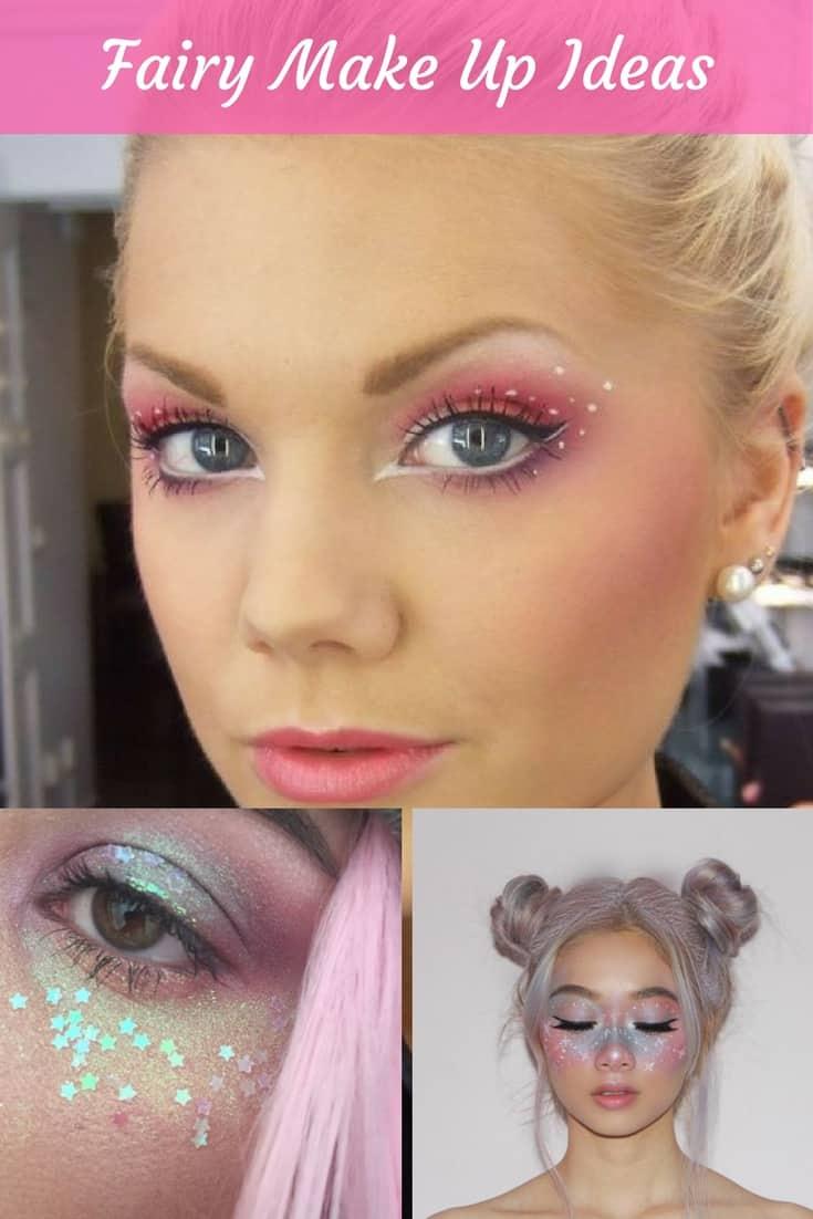 Fairy Make Up ideas