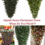 Upside Down Christmas Tree – Not Sure How I Feel About It.!?!