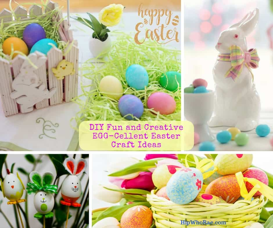 Diy fun and creative egg cellent easter craft ideas for the whole diy fun and creative egg cellent easter craft ideas solutioingenieria Choice Image