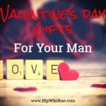 Manly Gifts For Your Man On Valentine's Day
