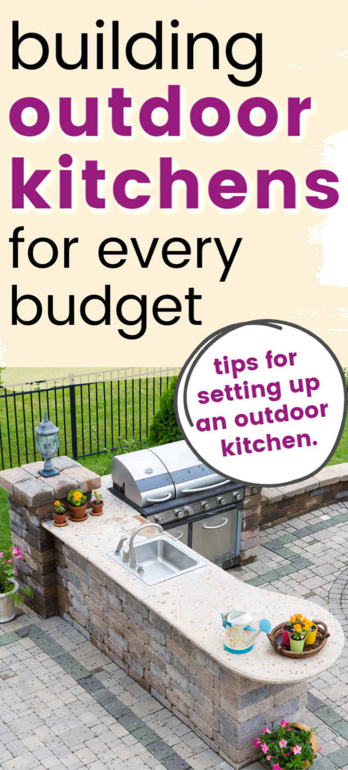 Tips For Setting Up An Outdoor Kitchen July 2021