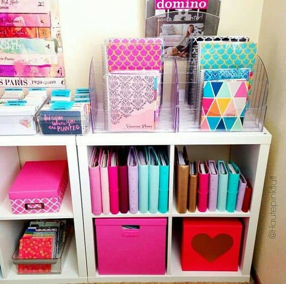 bright colors for home office