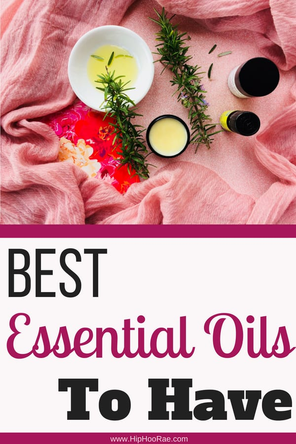 Best Essential Oils To Have: Have you got some of these around the home?