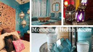 Moroccan Home Decor