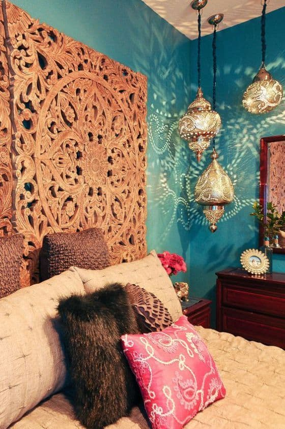 Moroccan Style Home Decor- Moroccan Decorating - Lighting