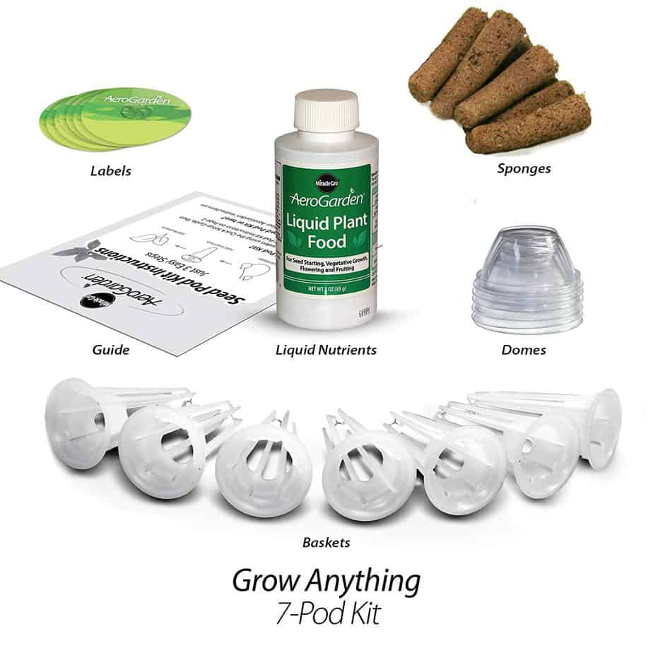 Areo-Garden grow anything kit