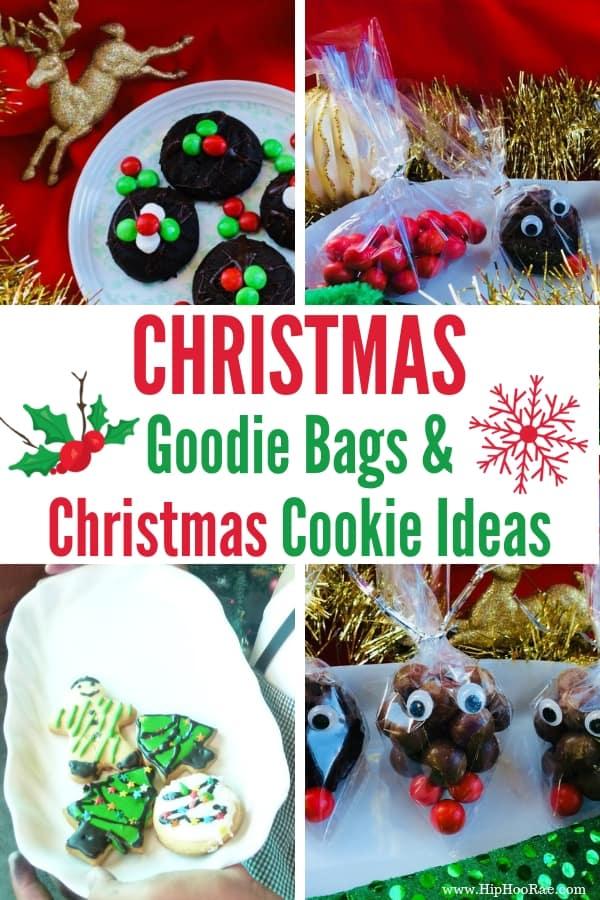 Christmas Gift Bags Ideas.Christmas Goodie Bags And Cookie Ideas Hip Hoo Rae