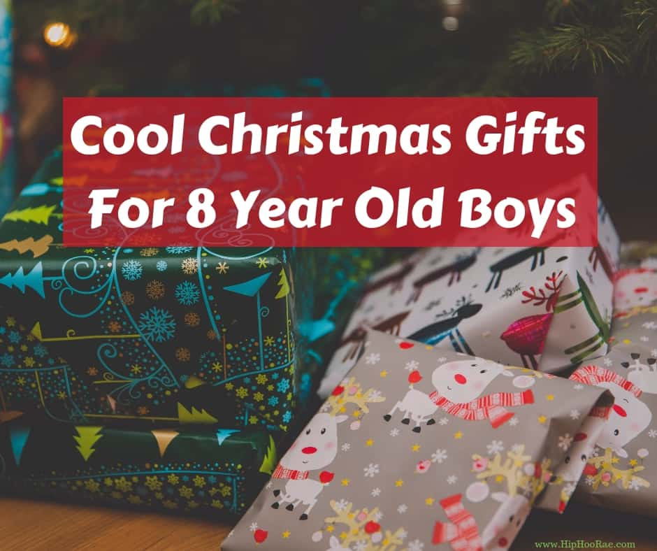 8 Year Old Christmas Gift.Cool Christmas Gifts For 8 Year Old Boys Hip Hoo Rae