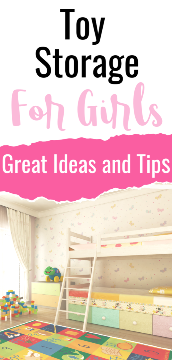 Toy Storage Ideas For Girls Sorting And Organizing Your Girls Room