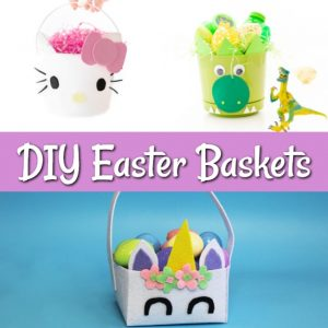 DIY Easter Basket Ideas