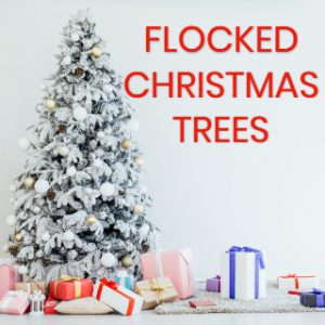 Best Flocked Christmas Trees