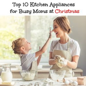 Top 10 Kitchen Appliances at Christmas
